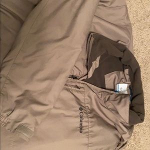 Men's Columbia jacket